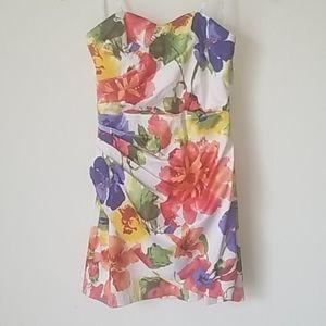 XOXO Stapless Floral dress NWT size 3